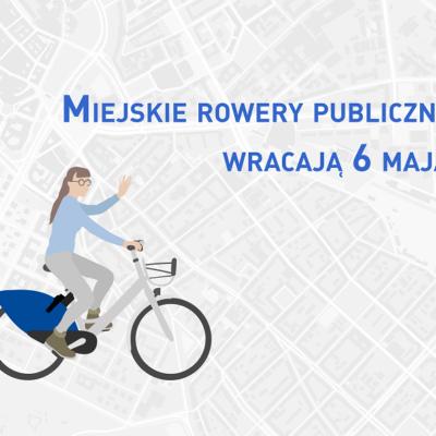 (Polski) 6 maja wraca rower miejski